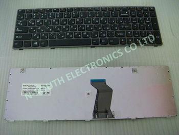 Free shipping RU Russian laptop keyboard for Lenovo IBM IDEAPAD G580A V580A Z580A G580 Z580 V580