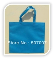 Free shipping by FED/DHL500pcs non woven shopping bags with your customized logo or design