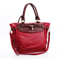 Free shipping!2013 fashion vintage classic one shoulder cross-body women's dual-use handbag
