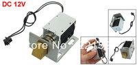 1240L-12E07 DC 12V 20.6W 1kg Holding Solenoid for Electric Door Lock