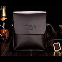 Free shipping classical man briefcase, business bag man, with genuine leather, excellent quality. TB53