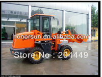 2.0 ton strong power QG18 wheel loader with CE for sale