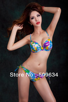 Wholesale and retail! Sexy bikini! women's swimwear swimsuit  bathing suit free shipping
