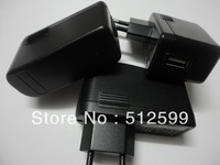 20% OFF 10pcs/lot 5V 2A USB Charger AC 100-240V DC power adapter supply Wall Home EU plug for PDA DV free shipping