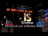 1.5m*30.5m Dark grey self adhesive Rear projection film/foil/screen for shop window display,shopping mall