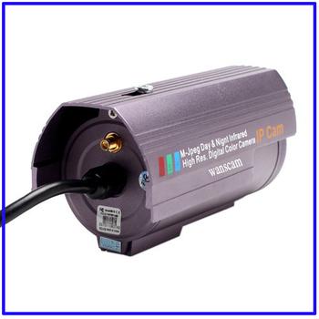 New arrival Wanscam 6mm lens Outdoor use wireless ptz P2P Bullet ip camera ip camera surveillance equipment