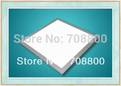 4pcs/Carton led office ceiling light integrated recessed ceiling squared integrated ceiling light W600XL600mm Wholesale Retail(China (Mainland))