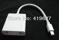 Thunderbolt Mini DisplayPort Male to DVI Female Single Link Digital Converter cable adapter