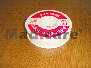 Médico impermeable cinta adhesiva (2,5 cm x 5 m)