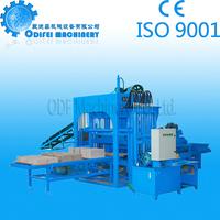 ODFC-055  construction machinery of brick making machine