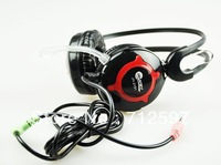Jh-2191 headset internet cafe headset earphones cf bass stereo