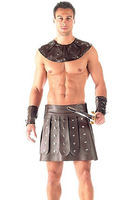 Free Shipping 2014 New Hot The Sex Of The Toy Men's Costumes Fancy Dress Barbarian Costume Plus Size M X LB2520