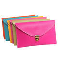 13 colors!! Womens Envelope Clutch Chain Purse Lady Handbag Tote Shoulder Hand Bag free shipping wholesale 6pcs/lot