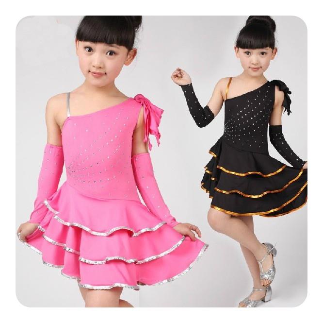 Купить Платье Для Танцев Детское