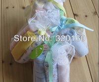 (24pcs/lot) wholesale 8pcs/pack Carter baby's towels/baby bibs/infantfeeding towel santa feeding towels Free shipping