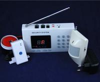 PSTN home burglar alarm systems with 99zone auto dial