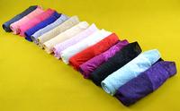 Plus Size High Waist Bamboo Fibre Transparent Lace Women's Bamboo Fibre Briefs Modal 100% Cotton Panties 14 COLORS