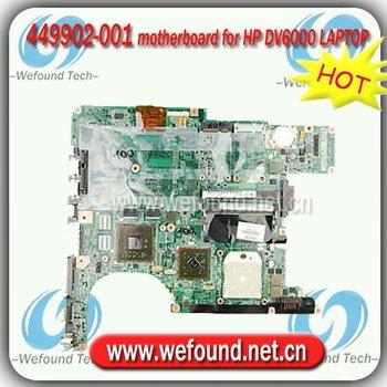 449902-001 for HP DV6500 DV6000 DV6600 AMD CPU motherboard