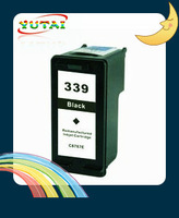 Free shipping C8767E Compatible InkJet Ink Cartridges for hp339HP Deskjet 460C/ 5740/ 5940/ 6520/ 6540 HP Officejet 6200/ 6210