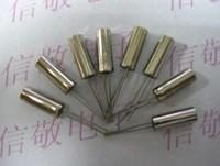 Free shipping 20PCS Crystal Oscillator 2 DIP-2 8MHZ 8M 8.000MHZ 3*8mm 308