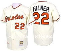 cheap baseball jerseys Orioles 22 Jim Palmer baseball jerseys free shiping