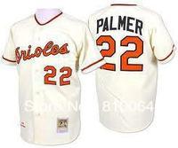 cheap baseball jerseys Orioles 22 Jim Palmer baseball jerseys free shiping