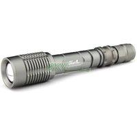 Ultrafire Z6 / Z5 7 Mode 1600 Lumens CREE XM-L T6 Zoomable Adjustable LED Flashlight (2 x 18650)