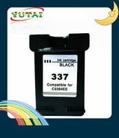 Free shipping C9364E Compatible InkJet Ink Cartridges for hp337 HP Deskjet 5940/HP Officejet 6310 /HP Photosmart 2575/8050