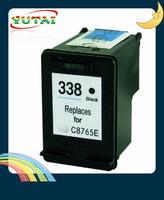 Free shipping C8765E Compatible InkJet Ink Cartridges for hp338 HP Deskjet 460c/ 5740/ 5745/ 6520/ 6540/ 6620/ 6840/ 9800