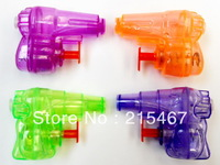 WHOLESALE LOT OF 48 ASSORTED mini 2 design water gun TOYS PARTY FAVORS GIFT BAGS NOVELTY
