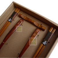 Chanko endulge dining japanese style gift box chopsticks spoon lovers dinnerware set