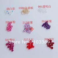 Diy accessories Austria crystal bead,crystal bicone 4mm
