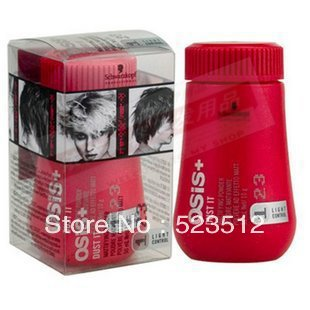 100pcs/lot EMS free shipping Unisex Hairspray Osis Dust It Hair Mattifying Powder Hair Design Styling Gel(China (Mainland))