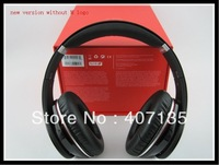 Free shipping new B headphone for studio with Serial Number 2 Red Cables 9 COLORS Noise Cancelling New Package