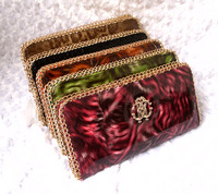 2013 spring and summer japanned leather chain bag vintage punk Women day clutch bag