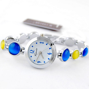 Kimio quartz watch fashion watch - eye bracelet fashion table ladies watch 441(China (Mainland))