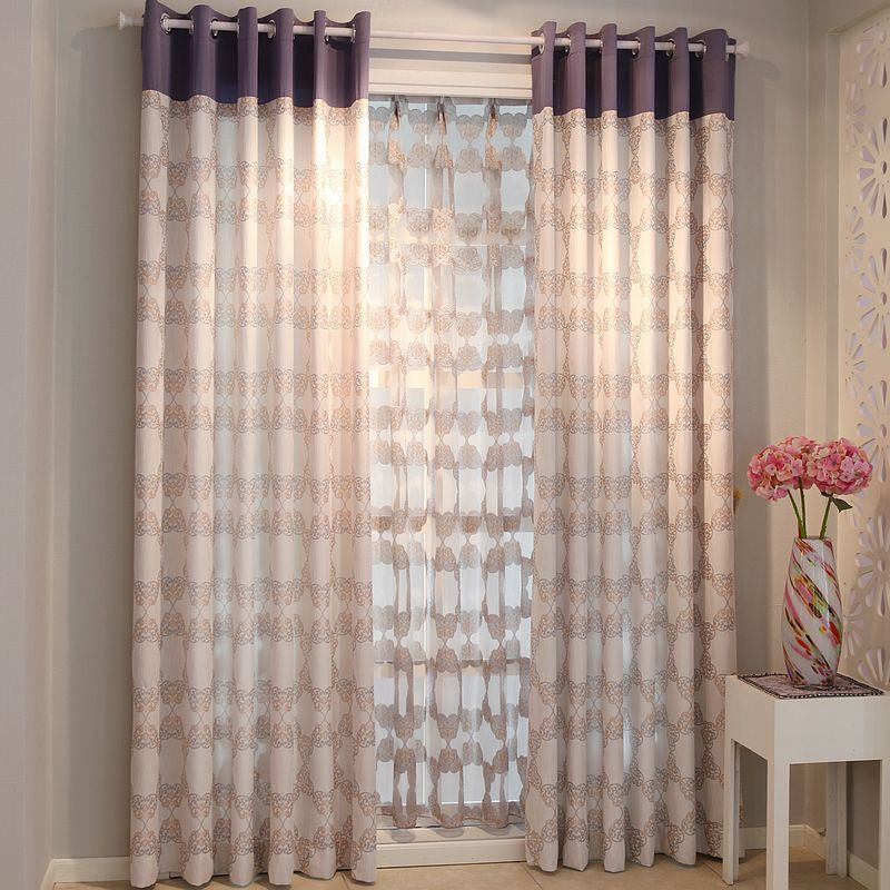 Compare Prices on White Bedroom Curtains- Buy Low Price White ...