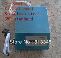 Low  cost liquid filling machine (3-3000ml), digital control pump,free shipping