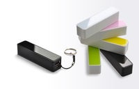 2200mAh mobile battery charger with keychain and Perfume smell