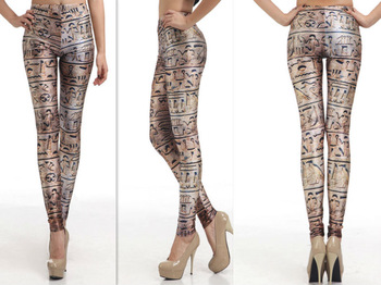 ! +! 2013 Leggings For Women Brief Strokes Digital Printing Elasticity Sale Pants ...