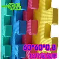 Free shipping,Baby crawling  mat puzzle mats foam non-slip floor mat 60*60*0.8cm