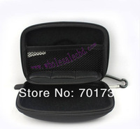 604pcs/lot 4.3 Inch GPS Navigator Hard Case Bag PU Pouch for Road Mate 1430 1412 1400 1440 free shipping