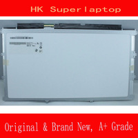 "Free shipping 15.6"" laptop LCD screen B156XW03 V.0 for asus 4 sides metal frame (1 year warranty)"
