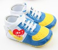 White sports casual baby shoes baby shoes soft outsole skidproof toddler shoes children shoes(China (Mainland))