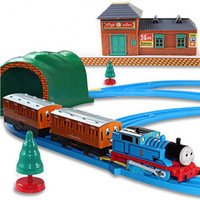 Tomas thomas set electric rail train toy