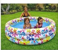 Multicolour intex-56440 paddling pool inflatable baby swimming pool sand pool ocean ball pool