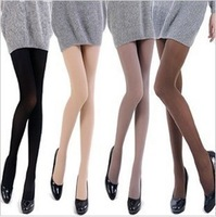 Wire socks stockings female velvet pantyhose , thick autumn socks