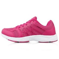 2012 breathable running shoes women's shoes sport shoes female shock absorption sweat absorbing net running shoes female casual
