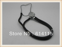 Free shipping High quality sprague rappaport type improved dual double head multifunctional stethoscope Standard 20pcs/lot