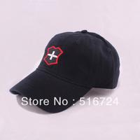 Fashion male brief solid color cotton outdoor baseball cap adjustable